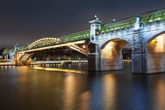 Andreyevsky Bridge Royalty Free Stock Photography