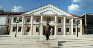 Andricgrad Stock Photos