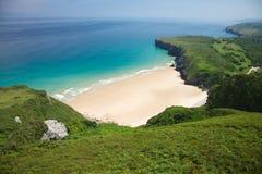Andrin beach Royalty Free Stock Photos