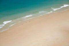 Andrin beach seasise Stock Image