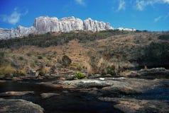 andringitra马达加斯加国家公园 免版税图库摄影
