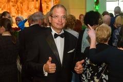 Andris Ameriks, Member of European Parliament royalty free stock images