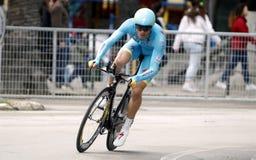 Andriy Grivko Team Astana Royalty Free Stock Image