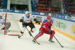 Andriy Kuzmenko en avant (96) Photos libres de droits