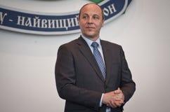 Andriy Parubiy royalty-vrije stock foto