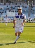 Andriy Shevchenko do dínamo Kyiv Foto de Stock