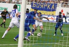 Andriy Shevchenko of Dynamo Kyiv Stock Images