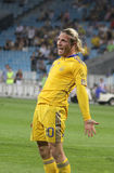 Andriy Voronin of Ukraine Royalty Free Stock Photo