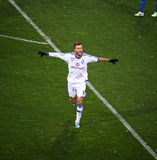 Andriy Yarmolenko des Dynamos Kyiv Stockfotos