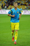 Andriy Yarmolenko Stock Photo