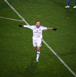 Andriy Yarmolenko van Dynamo Kyiv Stock Foto's