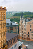Andriyivskyy Descent,Kiev,Ukraine Stock Image