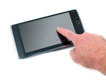 Androïde Tablet royalty-vrije stock afbeeldingen