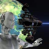 android Obraz Stock