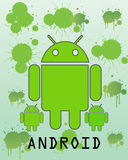 Android vector illustration