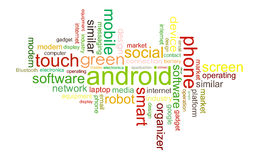 Android Royalty Free Stock Photography