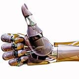 android aprobaty Fotografia Stock