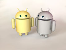 Android Royalty Free Stock Photo