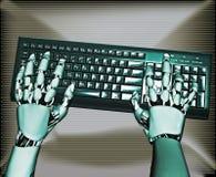 android klawiatura ilustracji