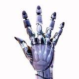 android ręka Zdjęcia Stock
