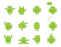 Android Stock Photography