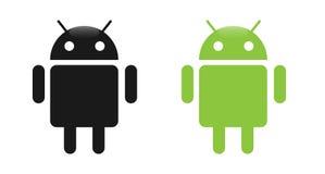 Androide Foto de archivo libre de regalías