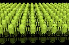 Androide Fotos de archivo