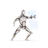 androideguard Royaltyfria Foton