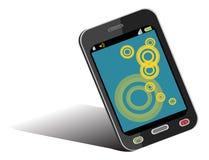 androidu telefon Obrazy Stock