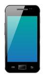 Androidu telefon komórkowy Zdjęcia Royalty Free