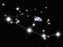 Andromeda stock abbildung