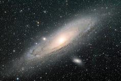 Andromeda Galaxy Imagens de Stock Royalty Free