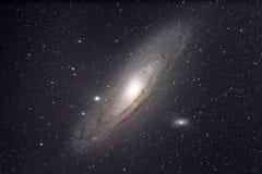 Andromeda galaxy Royalty Free Stock Photos