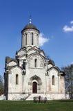 Andronikov修道院,莫斯科,俄国 库存照片