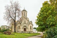 Andronikov kloster i moscow Royaltyfria Bilder