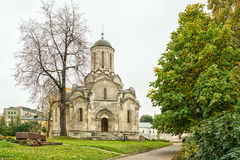 Andronikov Monastery in Moscow Royalty Free Stock Images