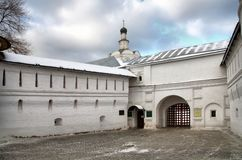 andronikov spaso μοναστηριών Στοκ εικόνες με δικαίωμα ελεύθερης χρήσης
