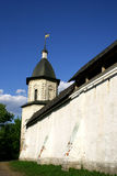 Androniks monastery. Visiting Andronikova of a monastery. Day of museums Royalty Free Stock Photography