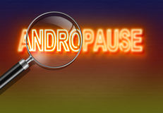 ANDROPAUSE Stock Photos