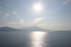 Andros-Insel stockbilder