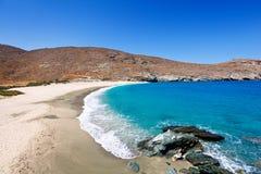 Andros-Insel, Griechenland Stockbilder