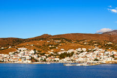 Andros island, Greece Stock Photos