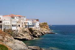 Andros island - Greece Stock Images
