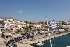 Andros island - Greece Stock Image