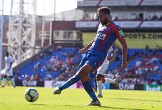 Andros Townsend stock images