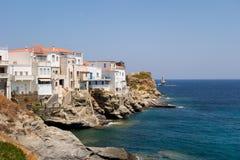 Andros wyspa - Grecja Obrazy Stock