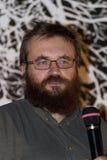 Andrzej Pilipiuk Στοκ φωτογραφία με δικαίωμα ελεύθερης χρήσης