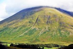 Andscapes και χωριά των ορεινών περιοχών, Σκωτία Στοκ Φωτογραφία