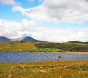 Andscapes και χωριά των ορεινών περιοχών, Σκωτία Στοκ Εικόνες