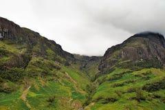 Andscapes και χωριά των ορεινών περιοχών, Σκωτία Στοκ φωτογραφίες με δικαίωμα ελεύθερης χρήσης